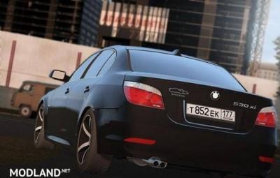 BMW E60 530xi [1.5.0], 3 photo